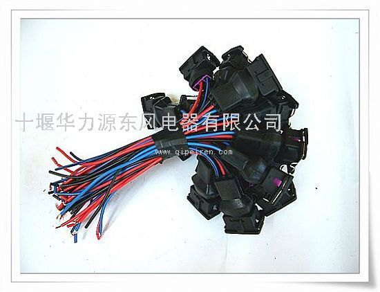里程表传感器插头hly11,供应里程表传感器插头hly11十堰华力高清图片